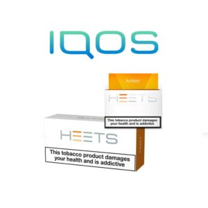 IQOS Heets Amber Label