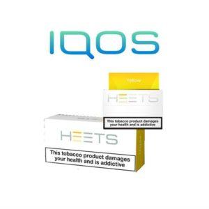 IQOS Heets Yellow Label