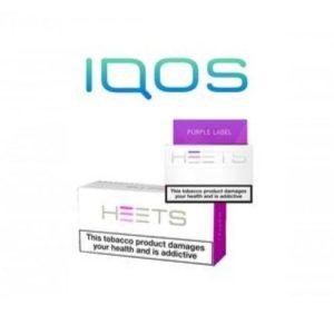 IQOS Heets Purple Label