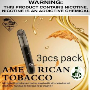 TUGBOAT DISPOSABLE V4(CASL) -American Tobacco IN DUBAI/UAE