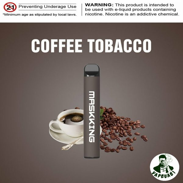 MASKKING COFFEE TOBACCO IN DUBAI/UAE