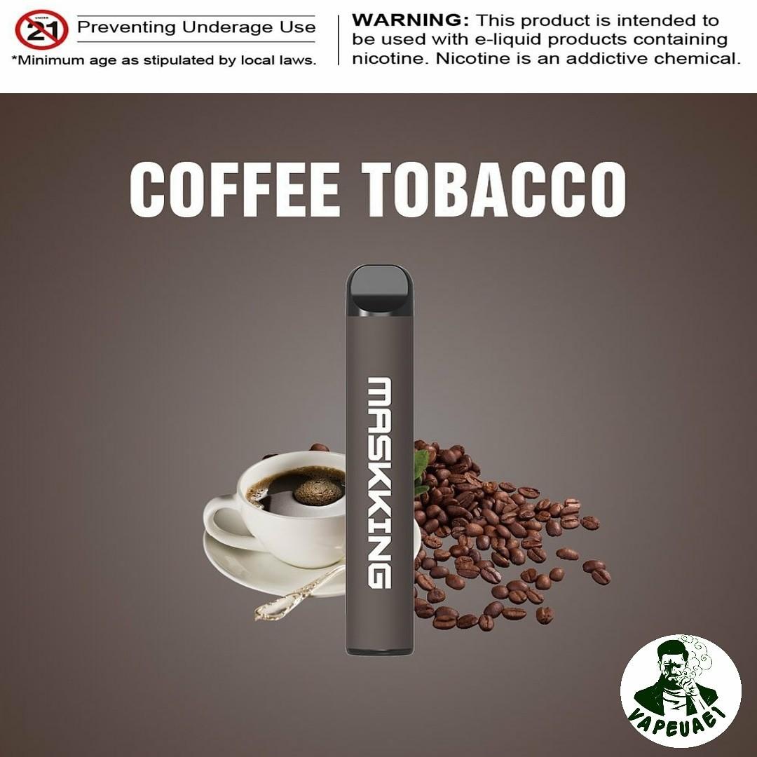 MASKKING COFFEE TOBACCO IN DUBAI/UAE