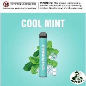 MASKKING COOL MINT POD IN DUBAI/UAE