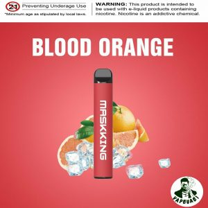 MASKKING BLOOD ORANGE POD IN DUBAI/UAE