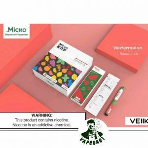 Micko Disposable By Veiik-Watermelon IN DUBAI/UAE