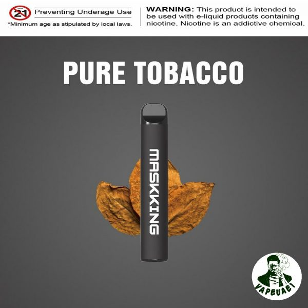 MASKKING PURE TOBACCO POD IN DUBAI/UAE