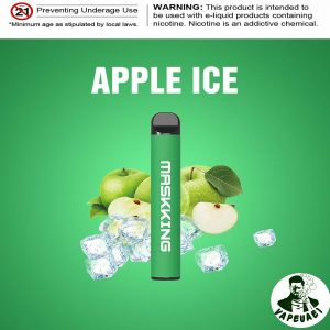 MASKKING APPLE ICE POD IN DUBAI/UAE