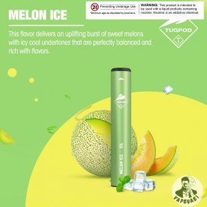 TUGPOD MELON ICE IN DUBAI/UAE