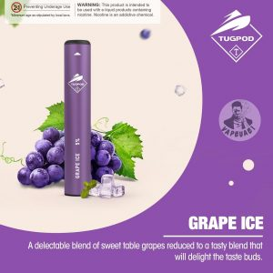TUGPOD GRAPE ICE IN DUBAI/UAE