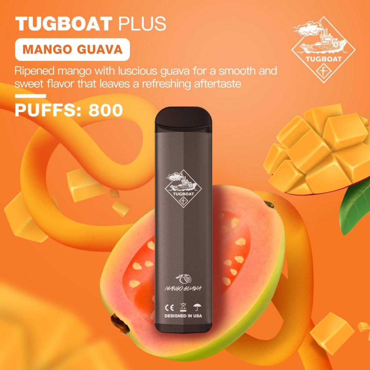 TUGBOAT PLUS MANGO GUAVA IN DUBAI/UAE