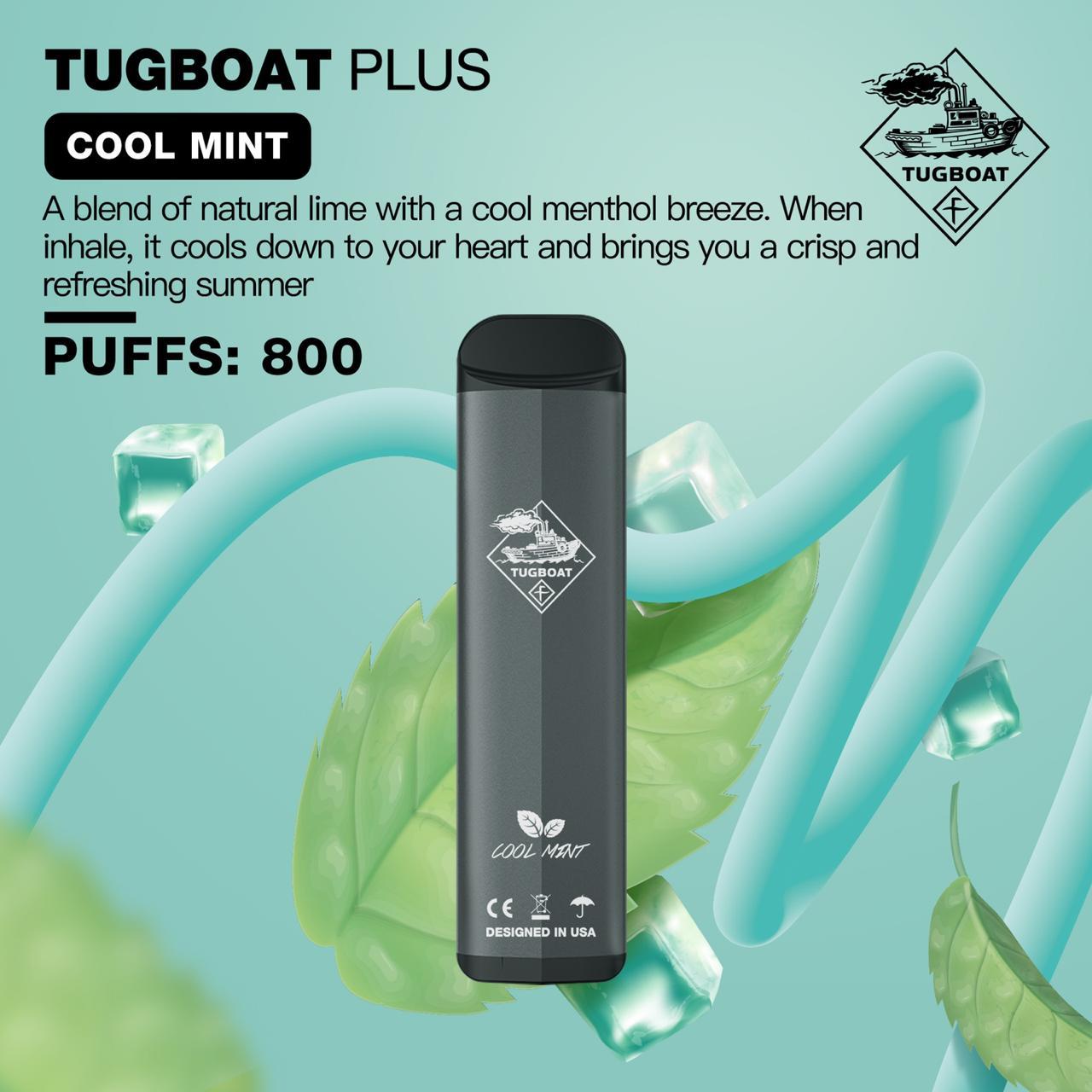 TUGBOAT PLUS COOL MINT IN DUBAI/UAE