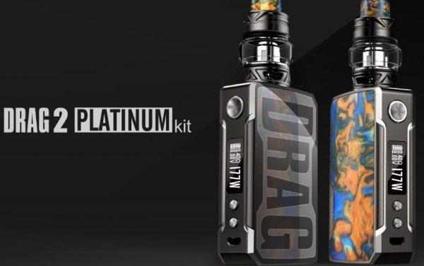 Voopoo Drag 2 Platinum Kit IN DUBAI/UAE