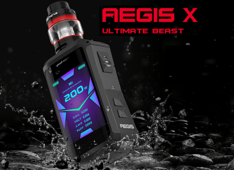 Geekvape Aegis X Kit IN DUBAI/UAE