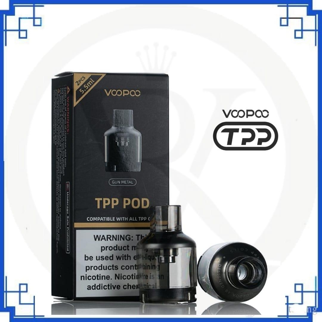 Voopoo TPP Empty Pod Cartridge