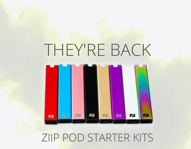ZIIP POD STARTER KIT JUUL COMPATIBLE IN DUBAI/UAE