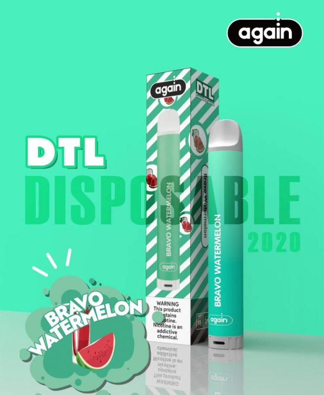 Again Dtl disposable Bravo Watermelon