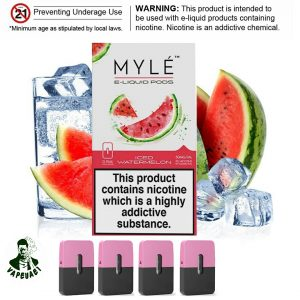 MYLE POD ICED WATERMELON