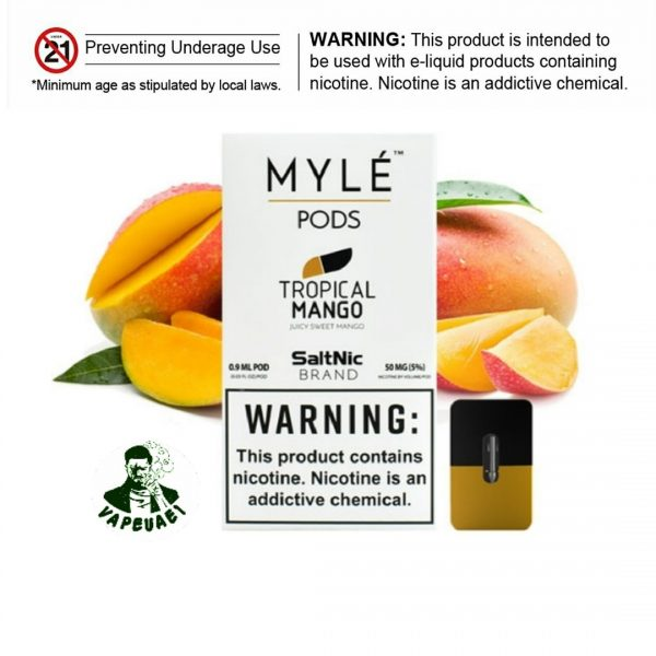 MYLE POD TROPICAL MANGO