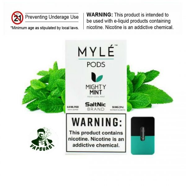 MYLE POD MIGHTY MINT