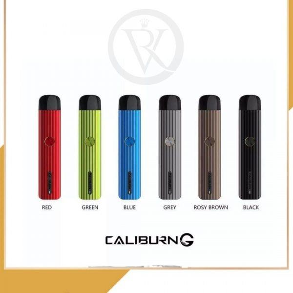Uwell Caliburn G 18W Pod System Kit