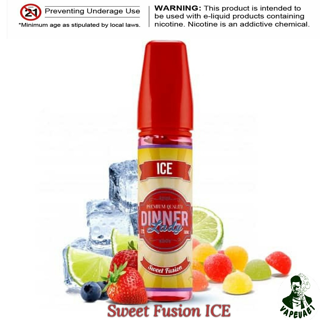 SWEET FUSION ICE BY DINNER LADY