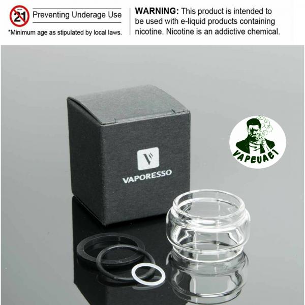 Vaporesso Luxe SKRR 8ml Bulb Glass