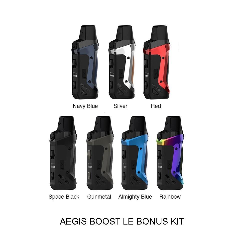 GeekVape Aegis Boost LE Bonus Kit