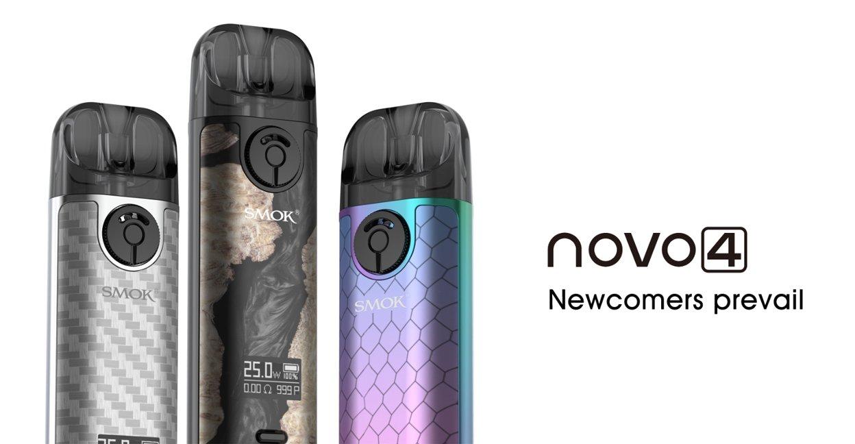 Smok Novo4 Pod System Kit 2