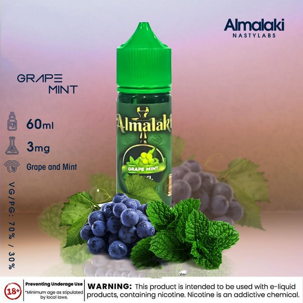 Grape Mint by Almalaki