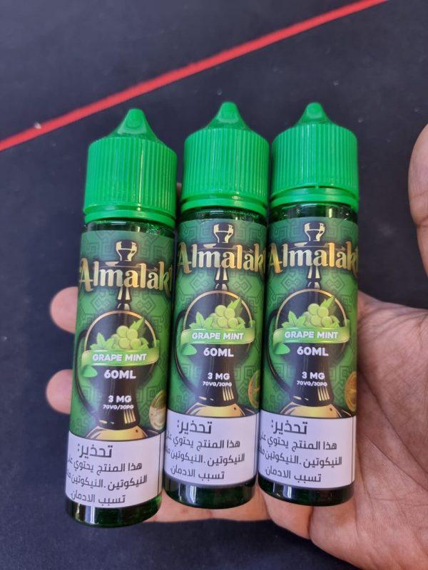 Grape Mint by Almalaki 60ml