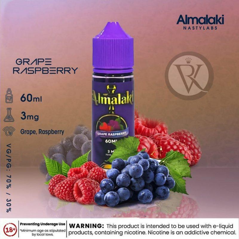 Grape Raspberry by Almalaki