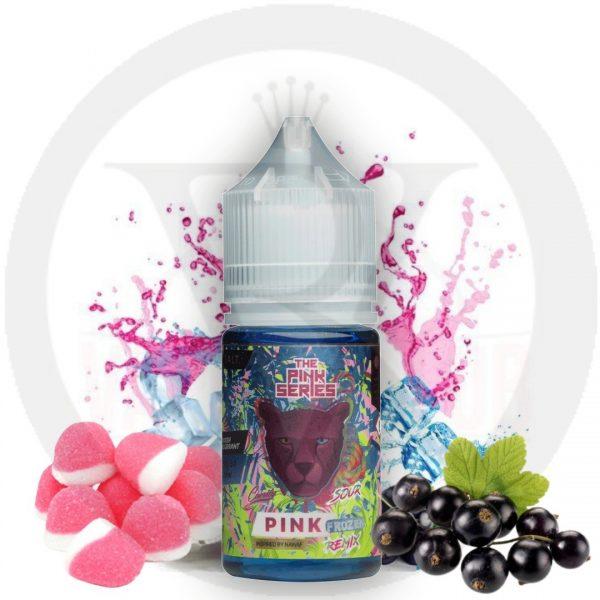 PINK REMIX FROZEN SALTNIC BY DR VAPES