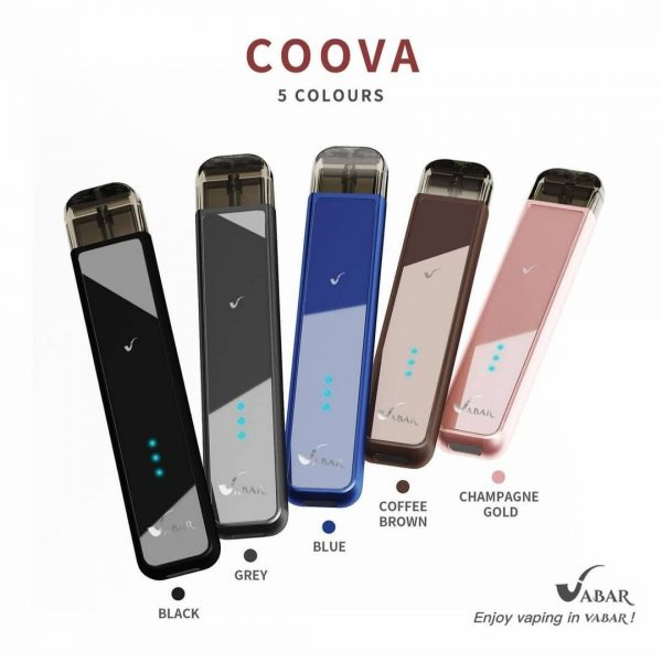 Vabar COOVA Pod Kit 300mAh