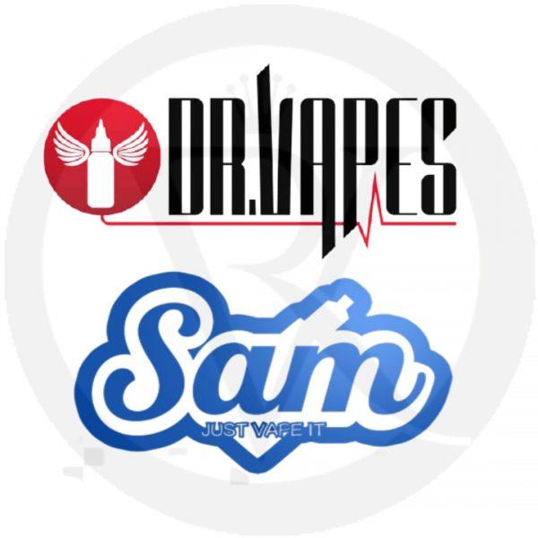 DR VAPES & SAM VAPES