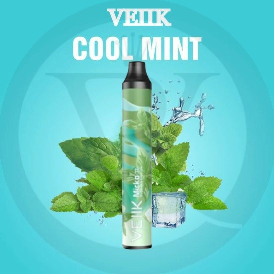 Veiik micko tt disposable cool mint