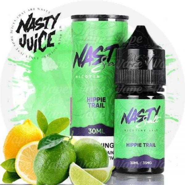 Nasty juice hippie trail salt