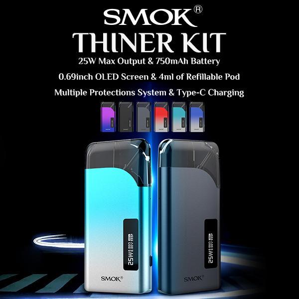SMOK Thiner 25W Pod System Kit