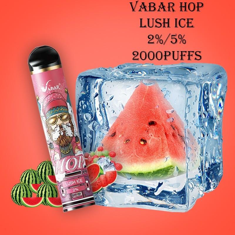 Vabar HOP Disposable Vape 2000 Puffs