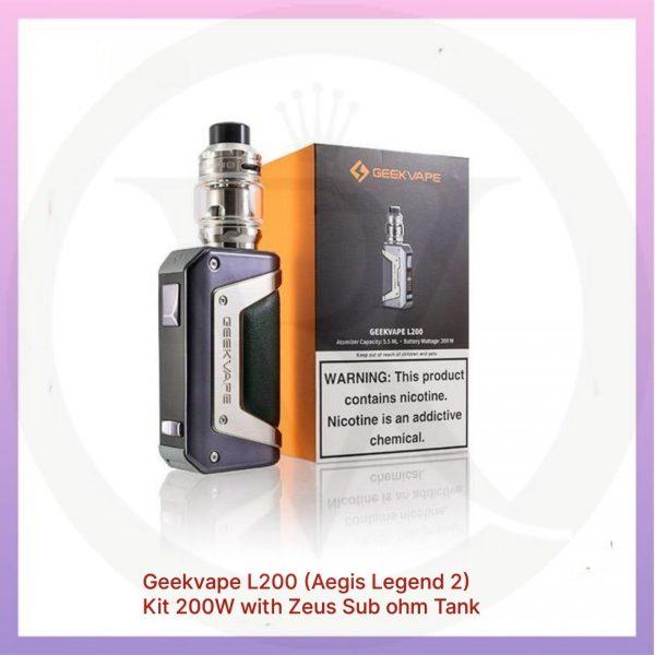 GEEKVAPE L200 AEGIS LEGEND 2