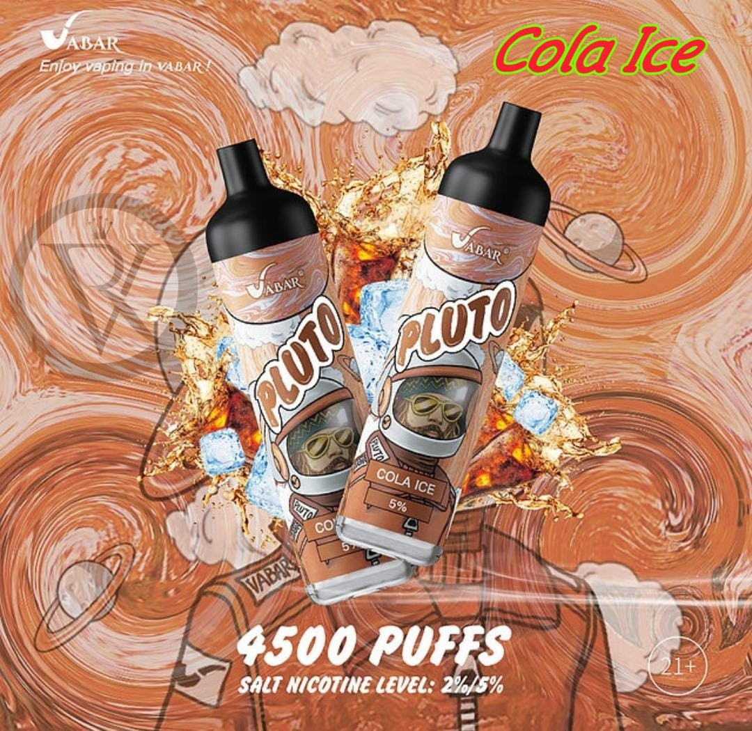 Vabar pluto disposable 4500 puffs