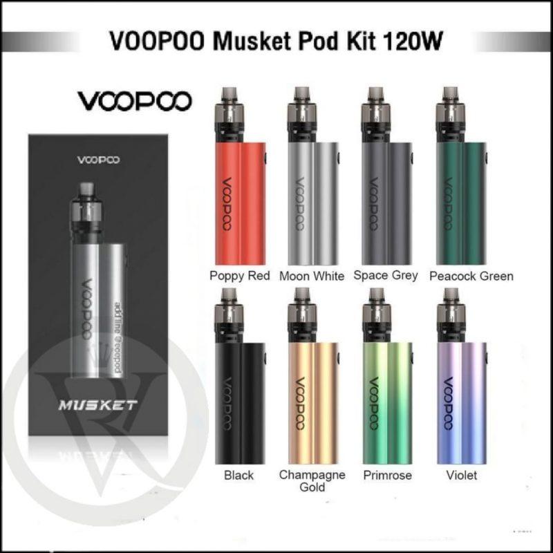 Voopoo Musket 120W Mod Kit