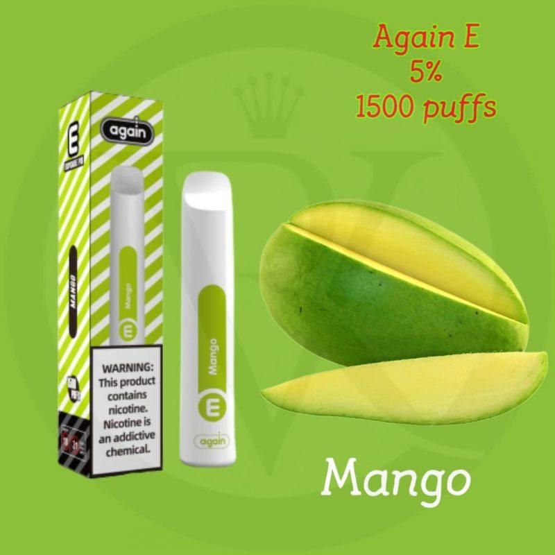 Again E disposable Mango